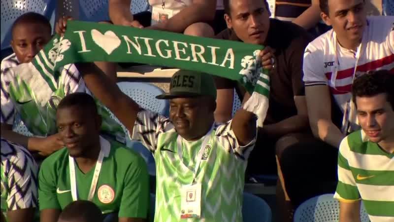 КАН-2019-В1. Нигерия - Бурунди (1-0)