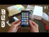 Дешевый Телефон THL T6S Посылка из TinyDeal! Китай