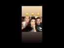 Инстаграм история Рианы Капри видео с Ниной Добрев