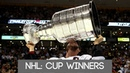 NHL Stanley Cup winners