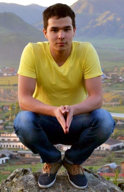 Константин Ким, 3 августа , Барнаул, id143360186