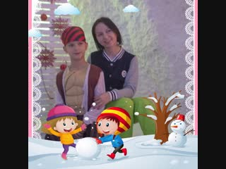 Фотопроект ⁂Snow Kids - 2⁂ ЧЕБОКСАРЫ