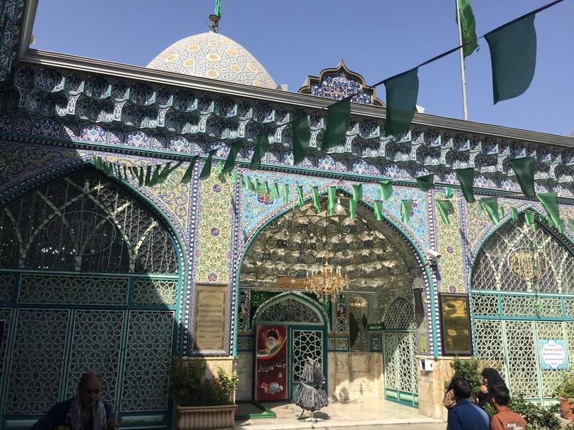 Новые открытия. Imamzade Zeyd 12