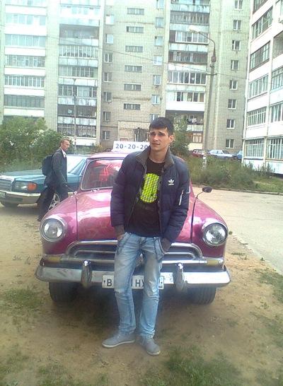 Андрей Болгар, 9 апреля 1993, Смоленск, id86801032