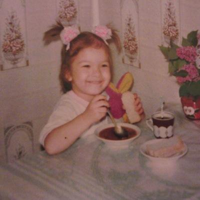 Кристина Пиксаева, 1 февраля 1995, Дубна, id160788875