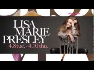 LISA MARIE PRESLEY : BLUE NOTE TOKYO 2014 trailer