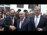 Пашинян в Тбилиси_ встреча с армянской диаспорой
