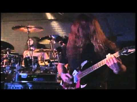 Dream Theater Damage Inc Featuring Barney Greenway Of Napalm Death