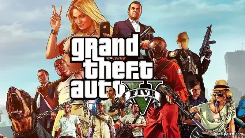 GTA V online | Создаем персонажа | Что тут вообще происходит?!