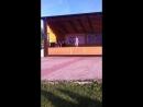 Паркта Россия коне белэн бэйрэм итэбез
