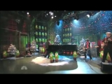 Relient K The Tonight Show with Jay Leno Sleigh Ride