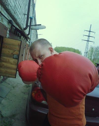Евгений Зайцев, 23 января 1986, Подольск, id12958290