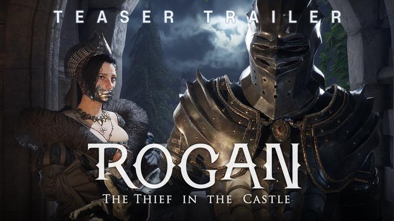 SMILEGATE ROGAN Teaser Trailer