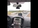 ДТП на М 4 поворот на Новотитаровскую 9 сентября