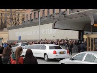 Justin Bieber Grand Hotel prank - Sweden