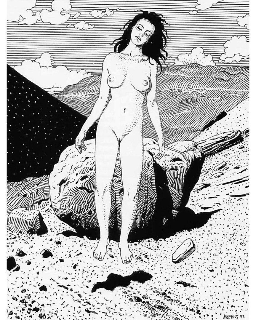 Hannelore webcomic nude
