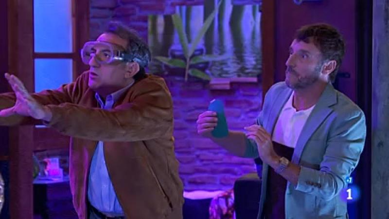 1x40 La Peluquería - Realidad virtual
