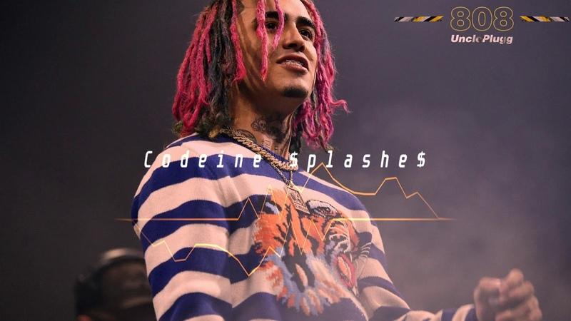 [FREE] Lil Pump Type Beat - Codeine $plashe$ (Prod. By 808UnclePlugg) | Rap/Trap Instrumental