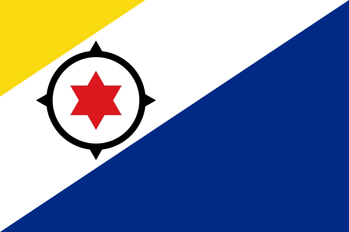 Флаг Бонэйр