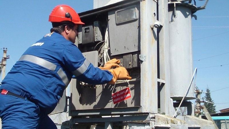 Плановые работы в электросетях с временным отключением потребителей г. Бреста.