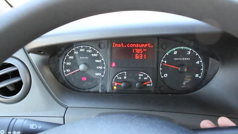 2013 Ивеко Дейли 50С15. Обзор (интерьер, экстерьер, двигатель)