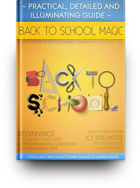 Back School Magic