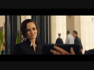Ева Грин в рекламе JAGUAR