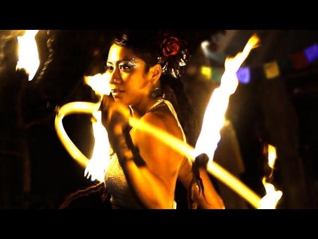 Pittalew Tribal Fusion - The Art of Fire Dance.Gordon, Viki, Yin Jiva