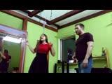 Максим и Надя поют песню Максима Фадеева