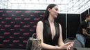 Emma Dumont (Lorna/Polaris) - The Gifted at NYCC 2018