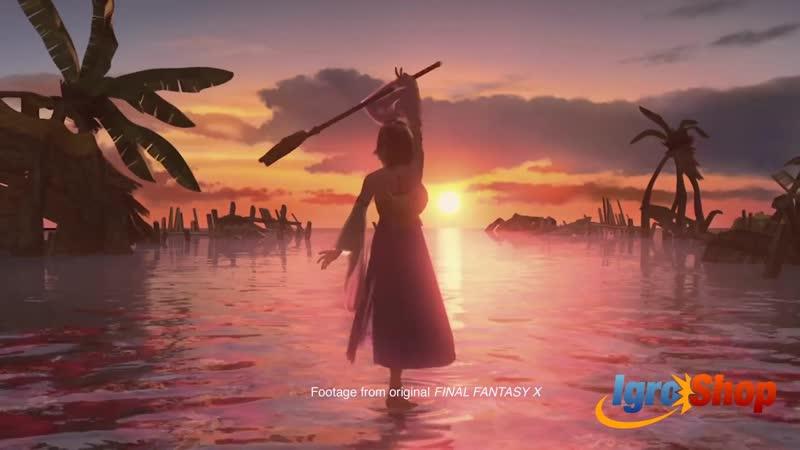 Dissidia FInal Fantasy NT - Yuna Joins Tidus