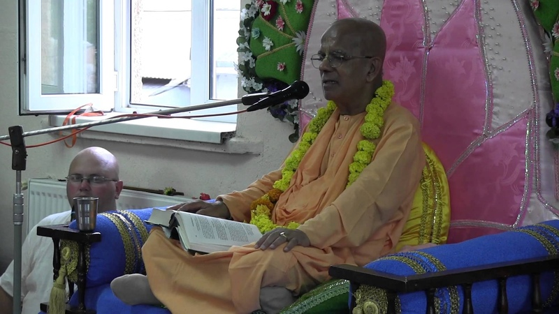 H.H. Gopal Krishna Goswami, Baku, Lecture, 02.07.2013
