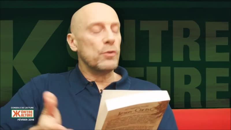 Alain Soral _ conseils de lecture – Février 2016