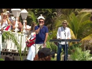 Thomas Anders - Take A Chance (ZDF HD, ZDF-Fernsehgarten on Tour, 12.04.2015)