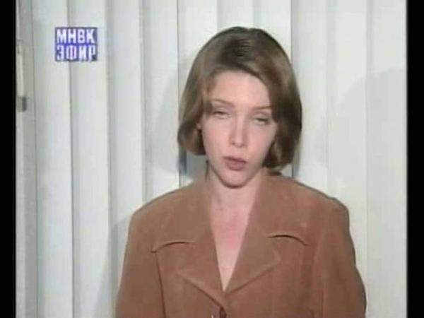 20 июня 2000 г. В здание ТК Эфир (Казань) ударила молния!