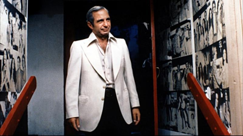 Джон Кассаветис - Убийство китайского букмекера \ John Cassavetes - The Killing of a Chinese Bookie (1976,США)