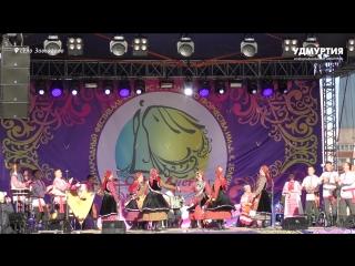 Международный фестиваль народного творчества «Окно в небо» прошел в Удмуртии
