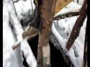 Ural mining demantoid mine Bobrovka river