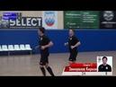МФК Спарта-2 - Комус 3-6 1-4 VII Чемпионат Екабайт Золотая Лига III Див. II Тур.