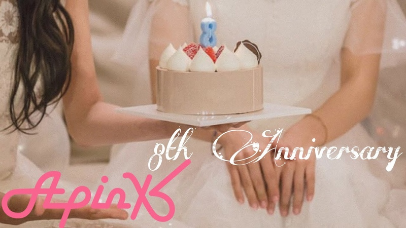 One Heart Million Voices    Apink 8th Anniversary