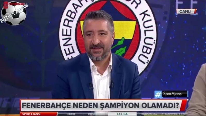 Fenerbahçe Spor Ajansı - Kanarya Neden Şampiyon Olamadı 25 Mayıs 2018