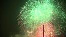Залпы орудий играндиозный салют вМоскве вчесть 75-летия освобождения отнацистов города-героя Севастополя