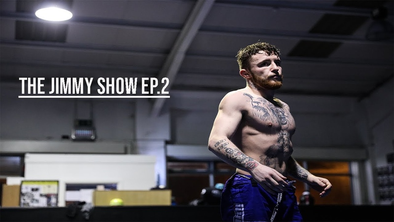 THE JIMMY SHOW EP.2BJJ BROWN BELT GRADINGBELLATOR DUBLIN FIGHT CAMP