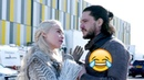 Game of Thrones Season 8 Behind The Scenes Cast Funny moments
