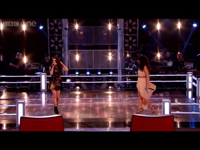 The Voice UK 2013   Sarah Cassidy Vs Katie Benbow - Battle Rounds 1 - BBC One