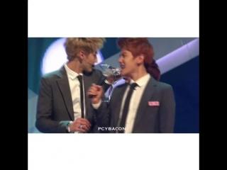 EXO | Vine | D.O. and Kris