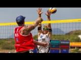Пляжный волейбол. Чемпионат Европы U20. ФИНАЛ. Мужчины и Женщины. 1 июля 15.00 МСК
