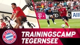 Training, Tests & Tactics | FC Bayerns Trainingscamp at the Tegernsee
