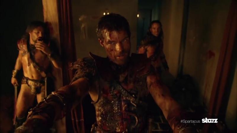 Спартак: Война проклятых | Spartacus: War Of The Damned | 2013