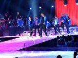 Empire State + STL + bows/goodbye FINAL SHOW - ND + Darren Criss - O2 Dublin 3 July 2011